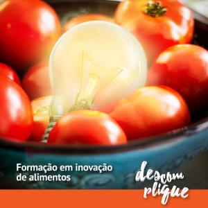 inovação, curso, formação em inovação de alimentos, P&D, R&D, alimentos, engenharia de alimentos, formação profissional, pesquisa, desenvolvimento