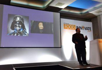 barry calpino, grandes empresas, food innovate summit, amsterdam, inovação, alimentos, sra inovadeira, palestra, pesquisa, desenvolvimento, tendência,