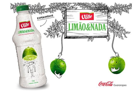 desenvolvimento de alimentos, limão e nada, coca-cola, inovação em alimentos