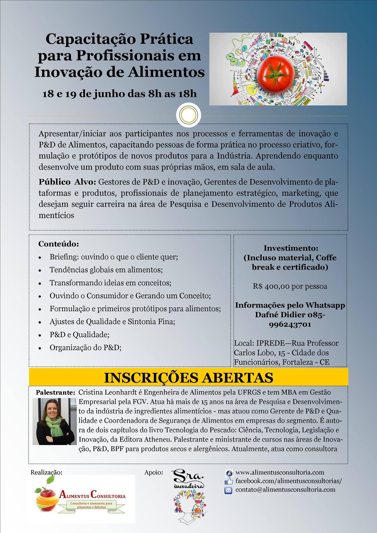 Cartaz de Divulgação - junho-16 - Fortaleza