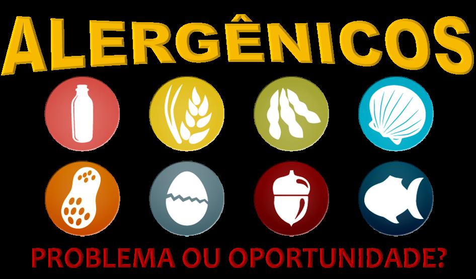 alergênicos - problema ou oportunidade