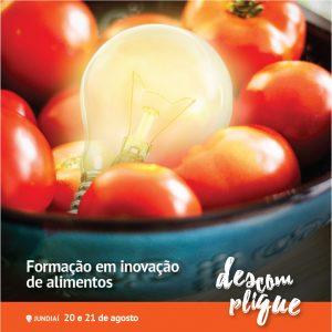 curso, inovação, alimentos, P&D, sra inovadeira, formação em inovação de alimentos, R&D