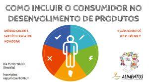 consumidor, desenvolvimento, inovação, engenharia, P&D, alimento, R&D, gestão, user, centered, deisgn