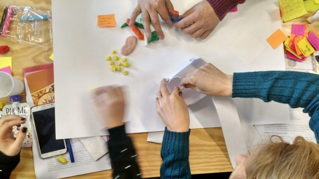 colaboração, inovação, alimento, projeto, P&D, R&D, pesquisador, acelerar projetos