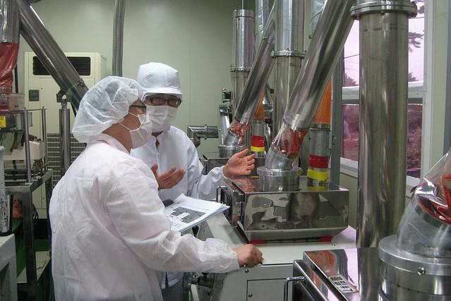 testes industriais, P&D, sra inovadeira, inovação, alimento, pesquisa, desenvolvimento, bancada, teste, planta-piloto, fábrica, indústria